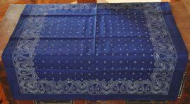 Kékfestő terítő (90x90) 4400